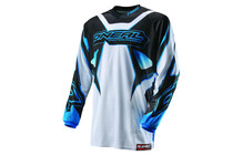 O'Neal Element Racewear Jersey Men white/blue